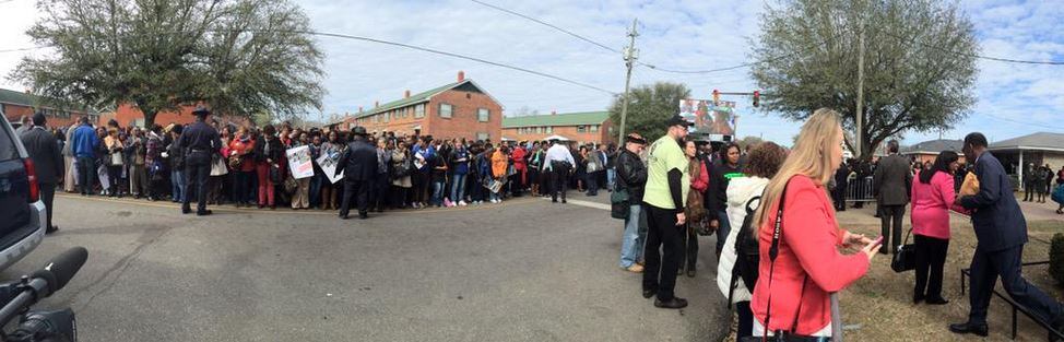 East Tennesseans traveled to Selma for the 50th anniversary of 'BloodySunday'